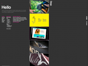 Deep Design Agency London   Brand   Creative Design Agency   Digital Design Agency